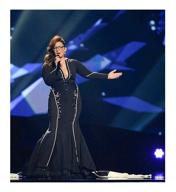 Israel-eurovision-dress