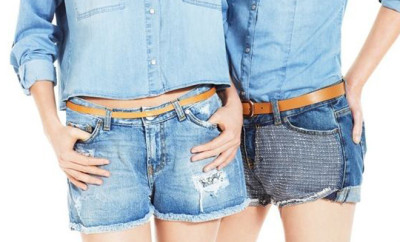shorts-denim-shirt trends fashion blog style advisor
