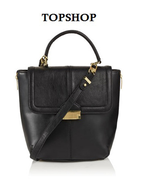 Elegant Topshop bag for work