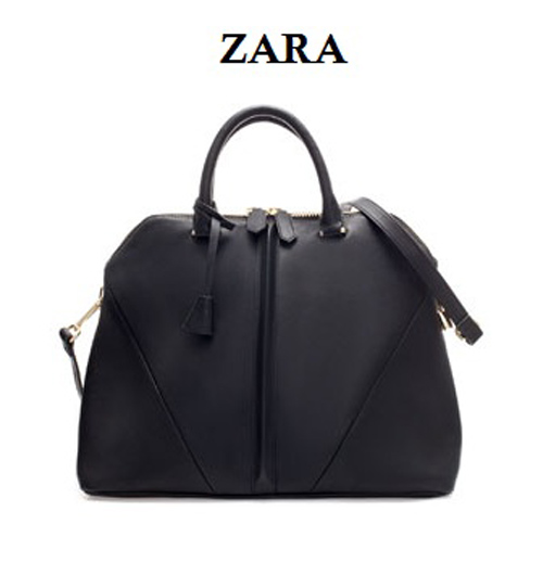 Elegent Zara bag for fall