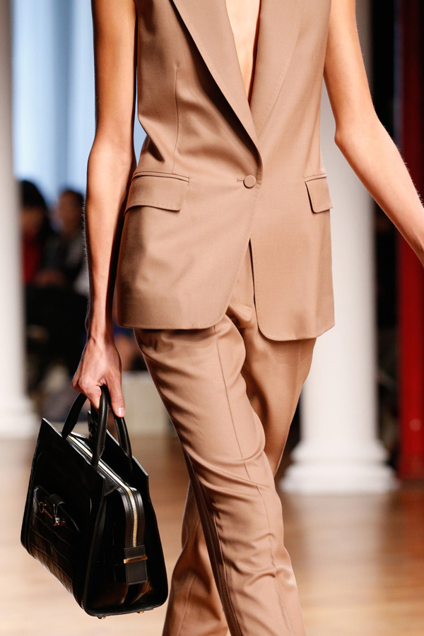Jason Wu beige suit