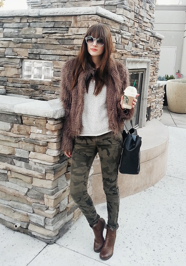 army-pants-with-fur-trendy-style-advisor
