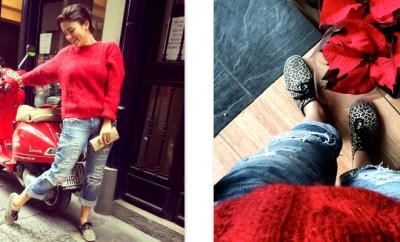 red-sweater-by-style-advisor-what-to-wear-i-need.advice-leopard-shoes