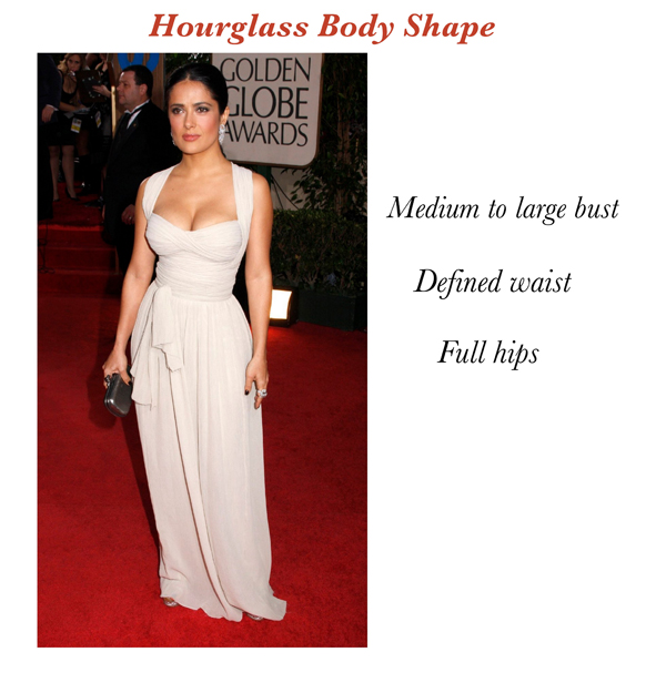 Dresses for an hour glass body shape