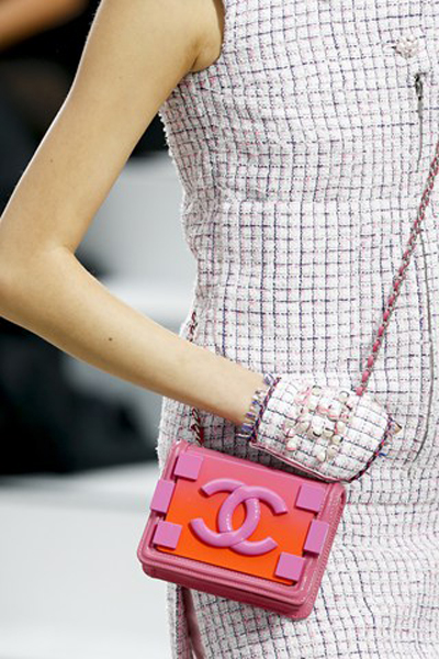 Accessories for 2014, Chanel trends