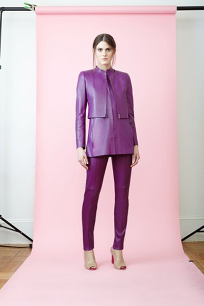 Fashion for 2014, what to wear from AKRIS for an office look
