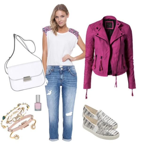 how-to-wear-orchid-the-color-of-the-year-casual-look