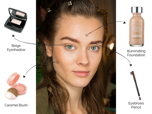 How to makeup as a model at NYFW