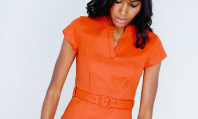 style advisor how-to-wear-orange-to-office