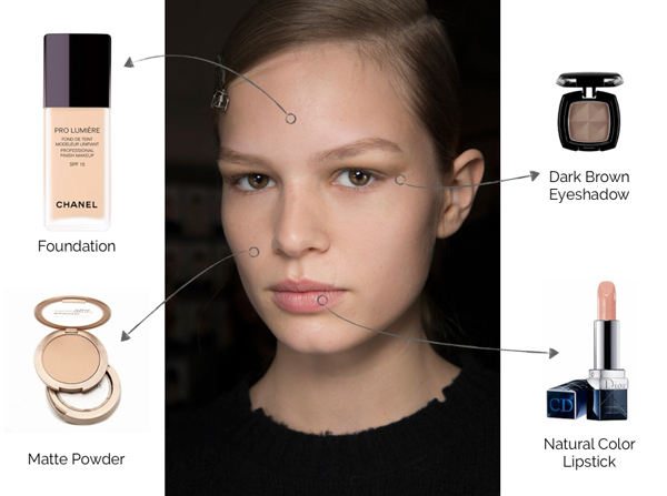 Beauty advisor: Makeup inspiration from NYFW