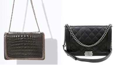 zara-bag-and-chanel-bag-imitation-and-originals