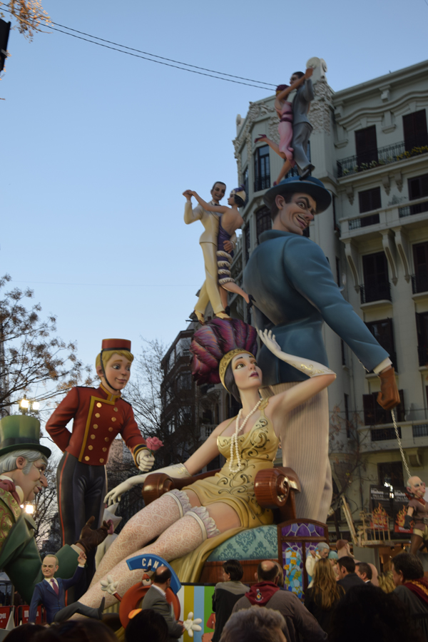 Fallas in spain: Amazing festival in South Europe