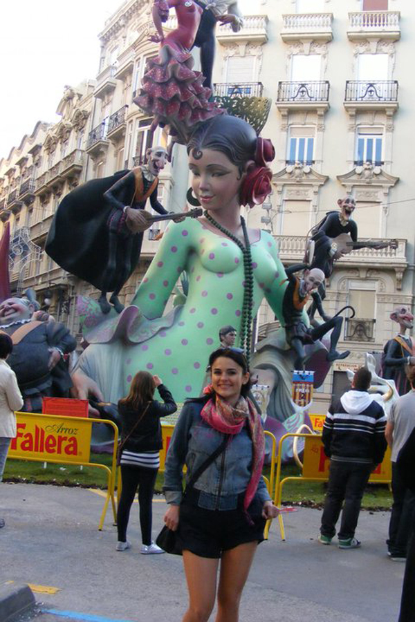 Fallas in Spain: Beautiful festival