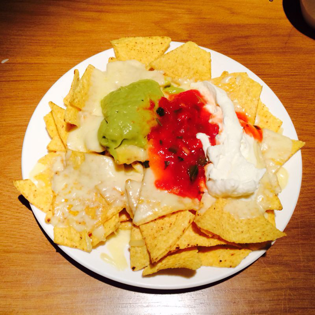 The best nachos ever