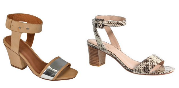 Spanish brands for sandals: Perfect for the office with comfortable high heels