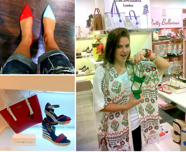 What shoes to wear this year. Girl with trendy shoes by Style Advisor