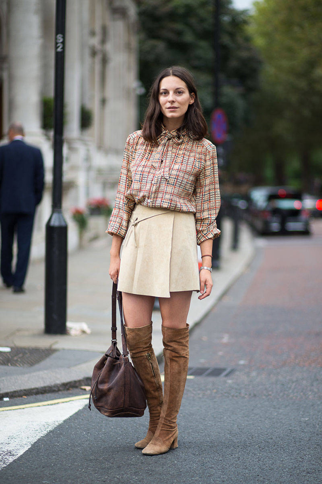 Fall fashion 30 outfits with skirts for fall