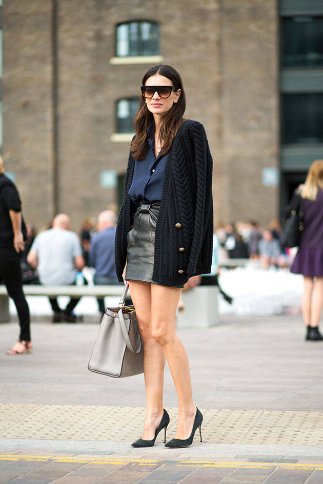 Fall fashion: thirty stylish skirt outfits