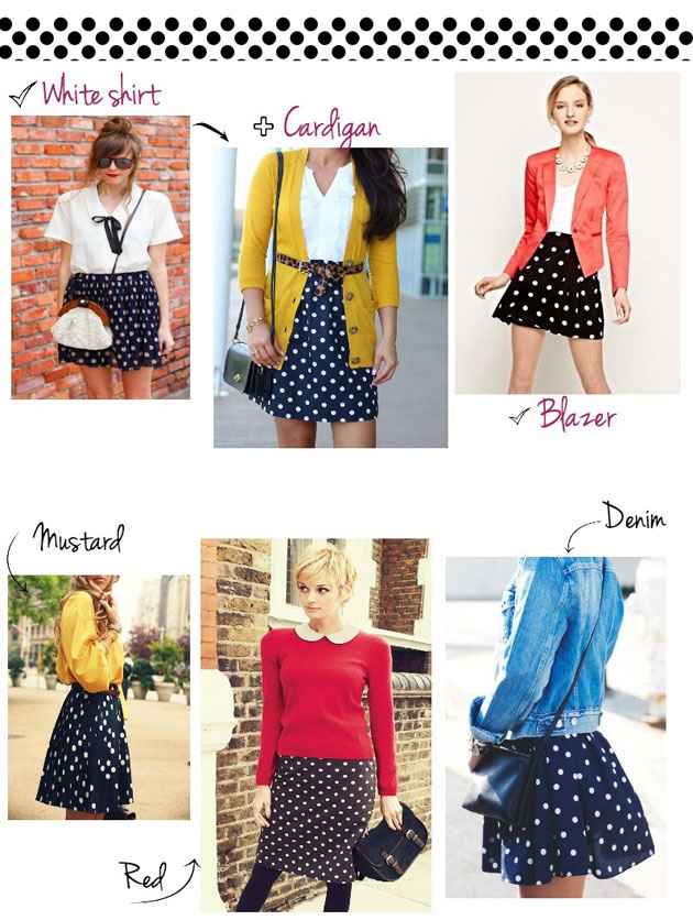 how-to-wear-polka-dots-style
