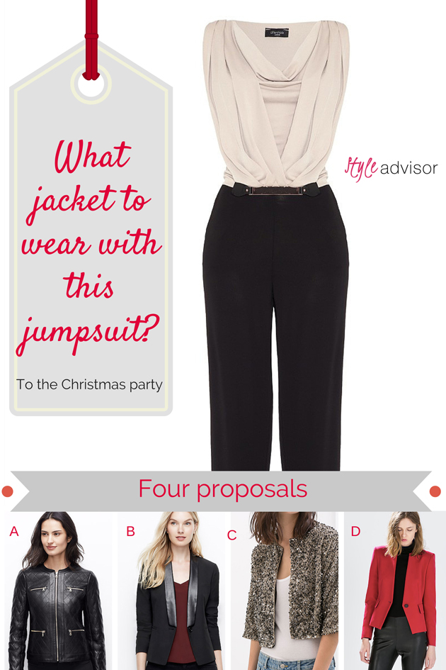 The Perfect Jumpsuit For A Christmas Party