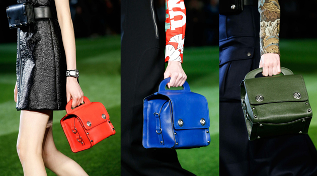 marc by marc jacobs bags in red and blue