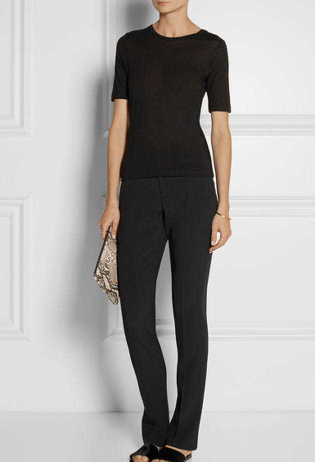 jcrew latest collection in black