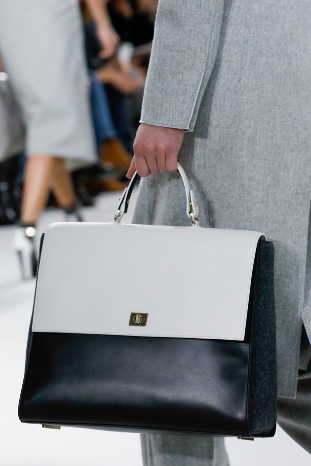 bag in two colors from hugo boss