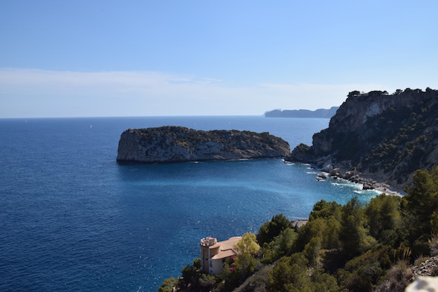 beach in spain javea