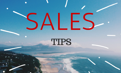 SALES shopping list and tips