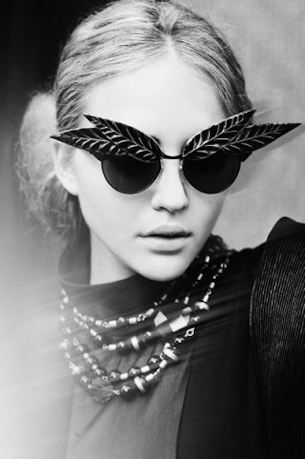 vintage beauty sunglasses