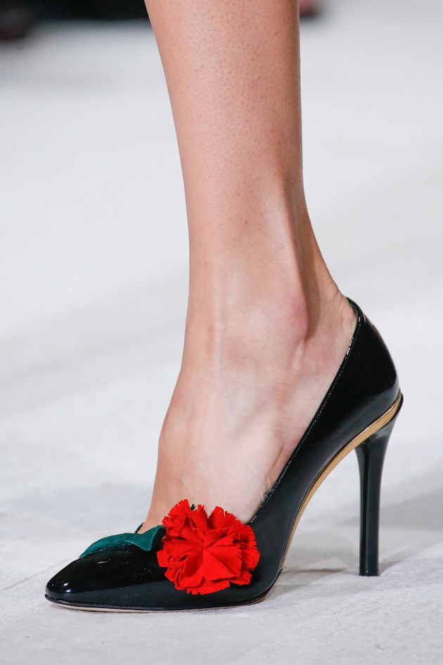 amazing shoes oscar de la renta