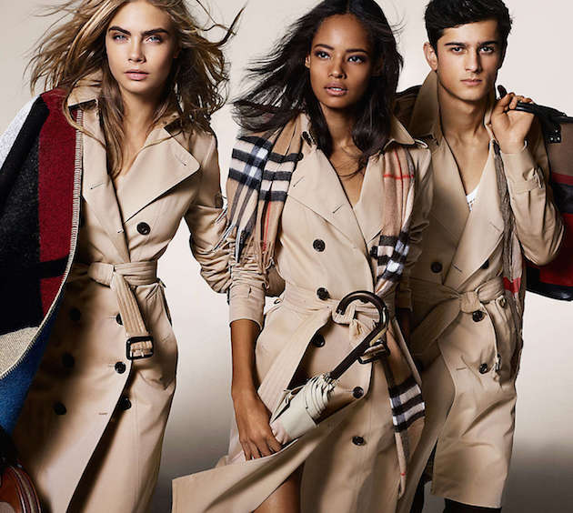 men women trench