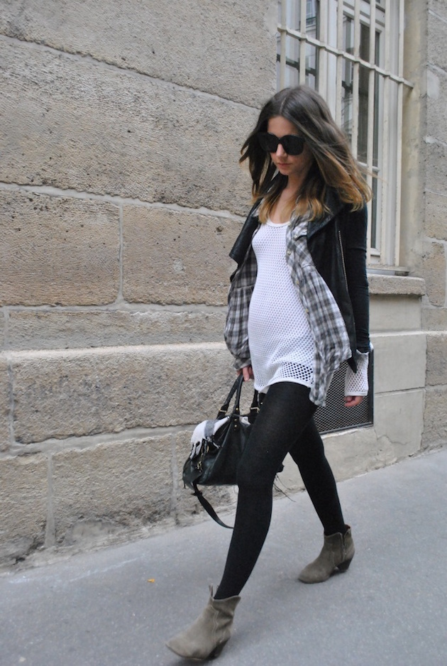 pregnant and chic
