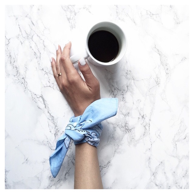coffee and marble