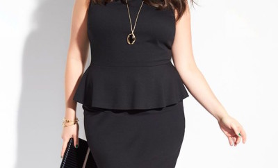 how to dress an hourglass figure to the office