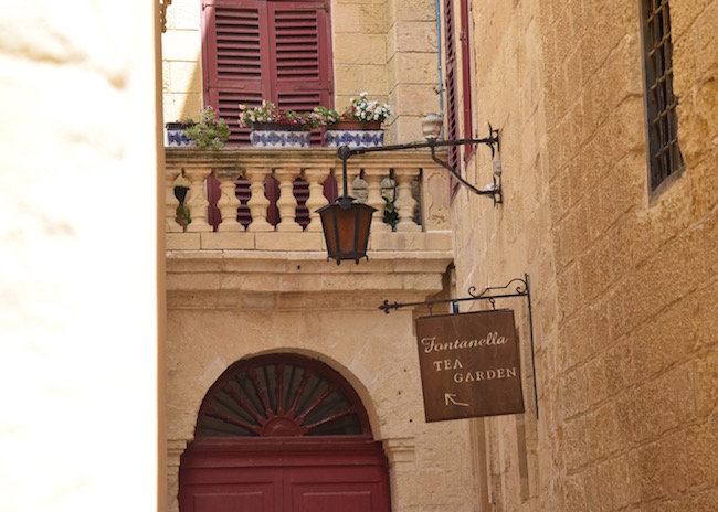 Malta old city