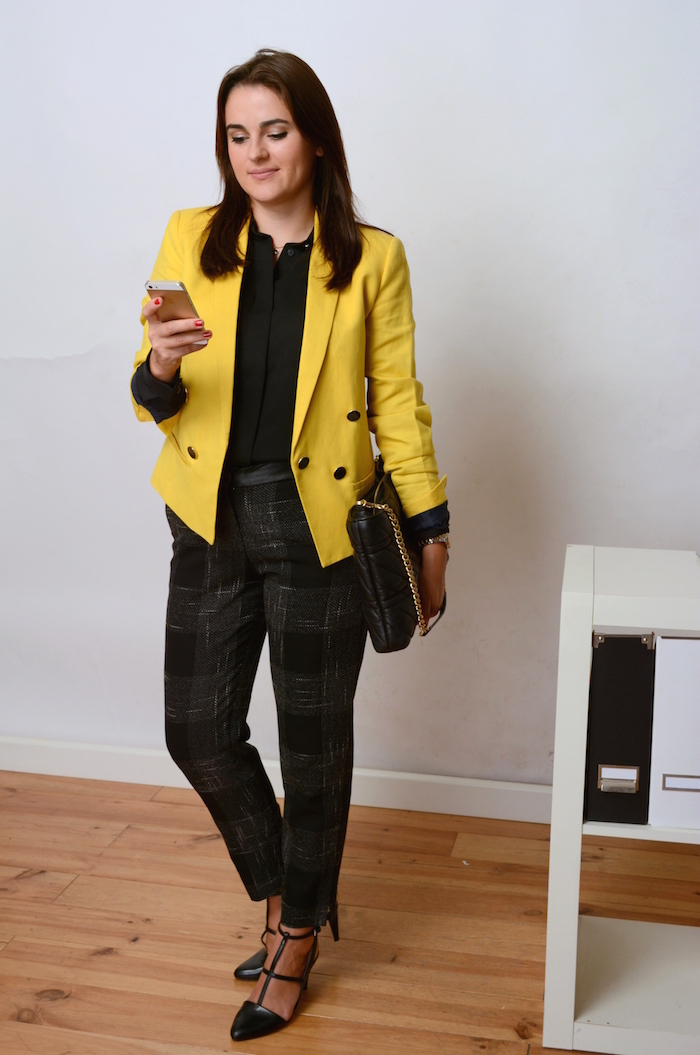 how to dress to look bossy