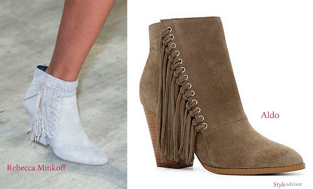 Two pair of boots from Aldo for fall