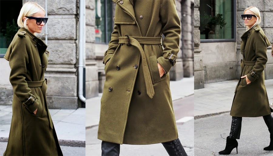 army-green-coat-street-style