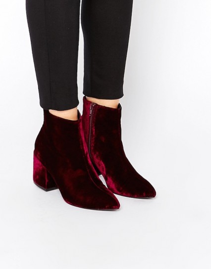 gusajigadexe.cf: red velvet boots. Interesting Finds Updated Daily. Amazon Try Prime All Ollio Women's Shoes Velvet Lace Up Ankle Bootie Combat Boots TWB by Ollio. $ $ 36 99 Prime. FREE Shipping on eligible orders. Some sizes/colors are Prime eligible. out of 5 stars Product Features.