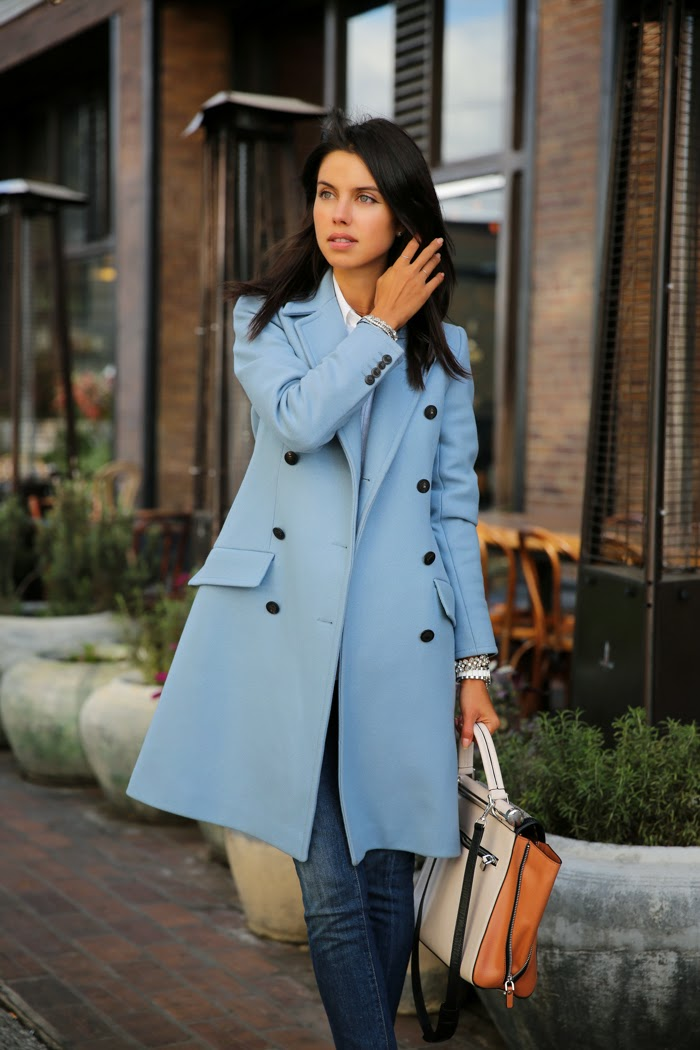 what coats to wear this fall