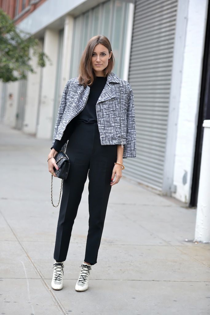 Giorgia Tordini: Office Outfits For Spring By Style Advisor
